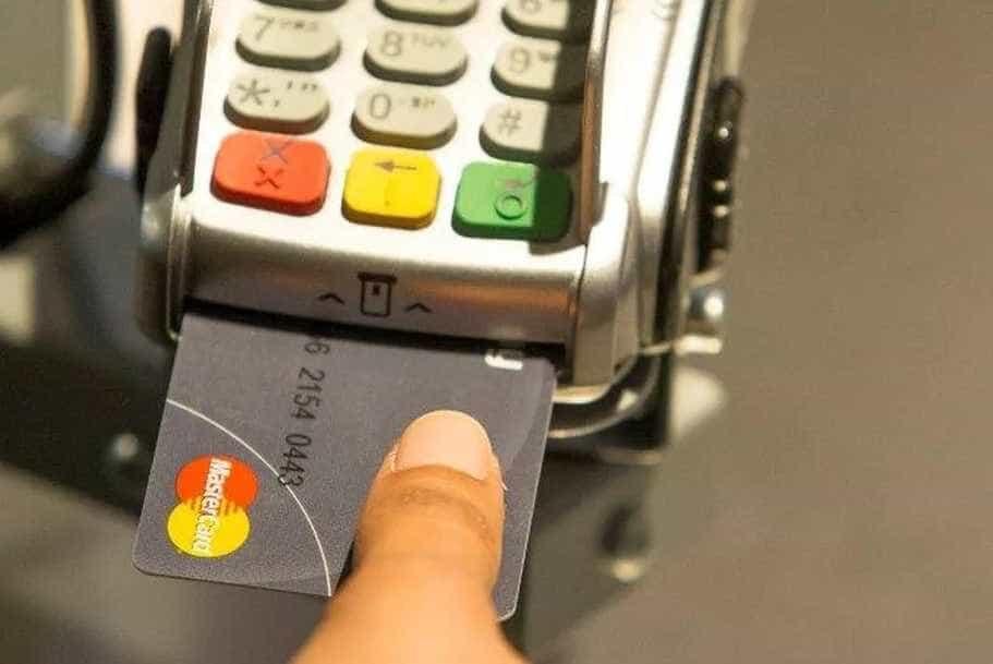 Esqueça o código do cartão. Só precisará da impressão digital