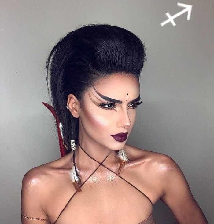 Maquilhadora inspira-se nos signos do zodíaco para criar 12 looks únicos -