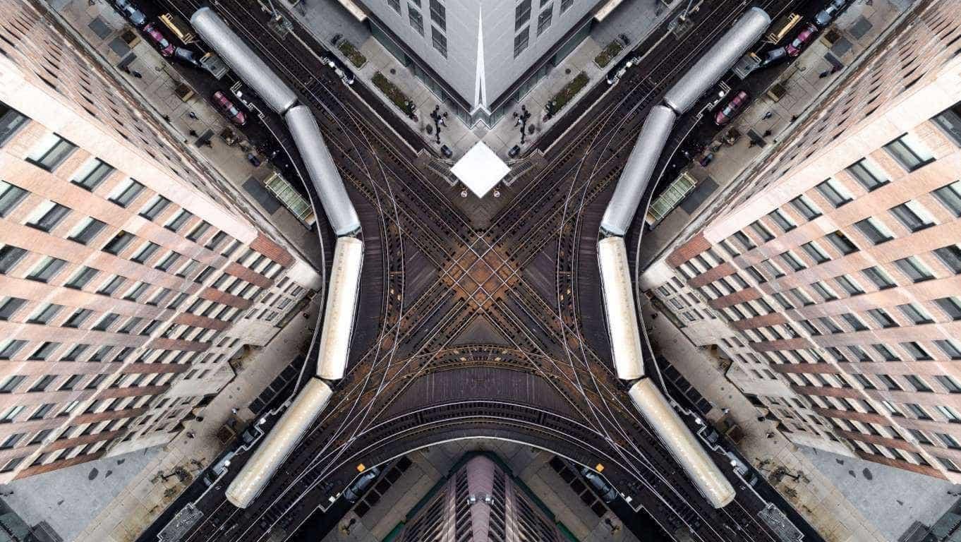 O mundo visto pelos drones. Trinta e três imagens de tirar o fôlego