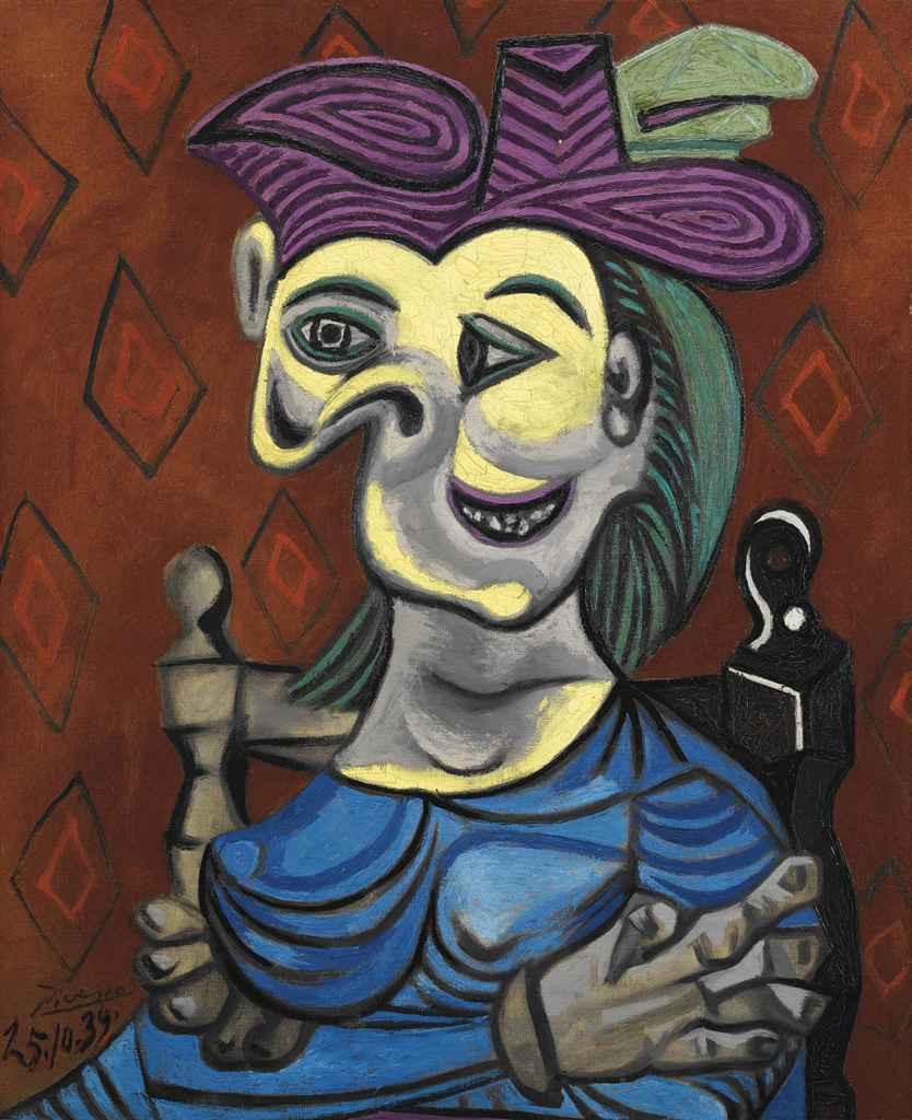 Obra de Pablo Picasso é vendida por US$ 45 milhões