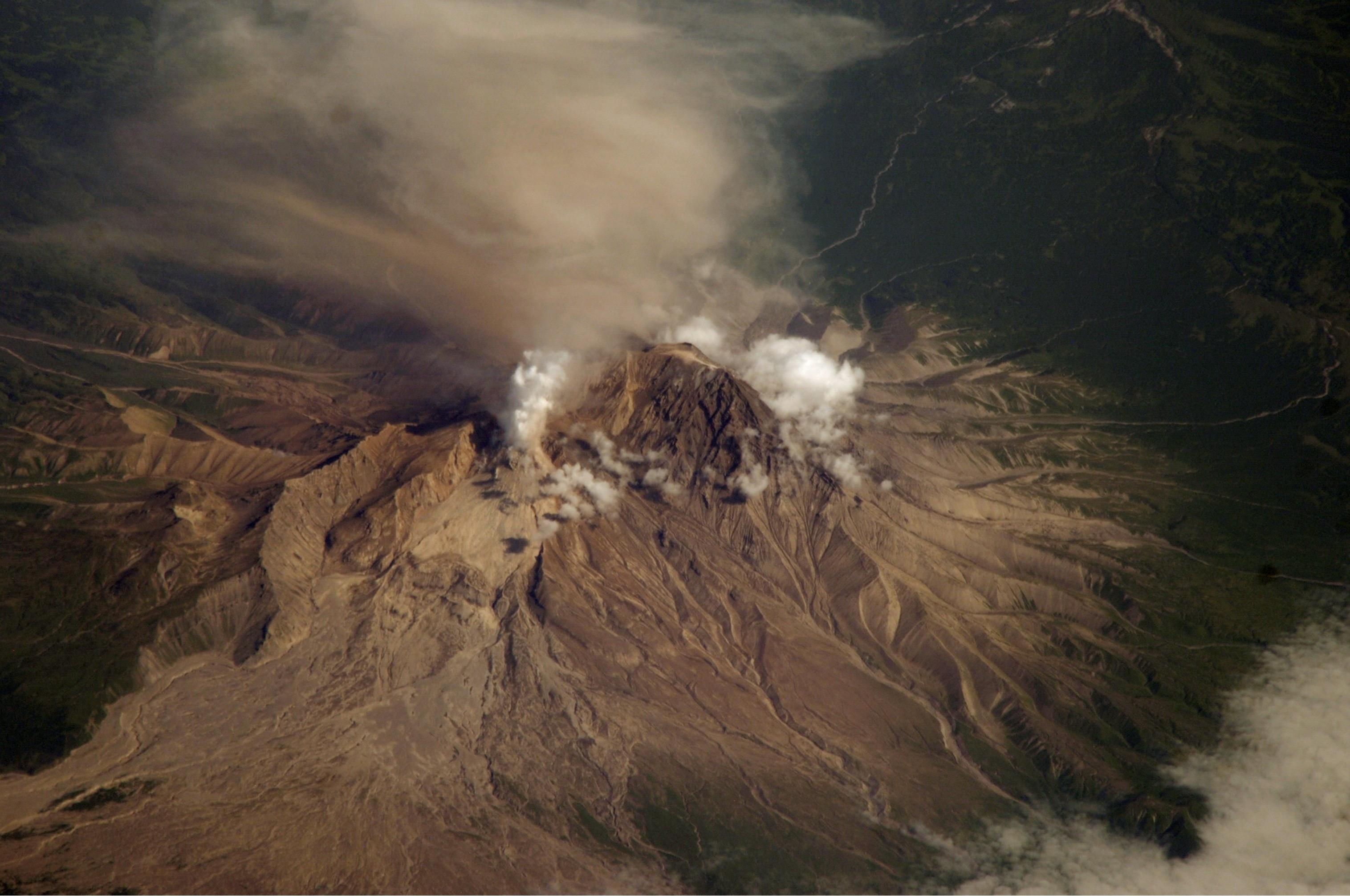 Imagens únicas (e incríveis) de vulcões