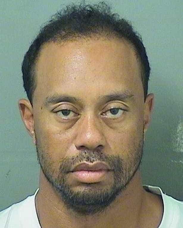 Estados Unidos Golfista Tiger Woods é preso por dirigir alcoolizado